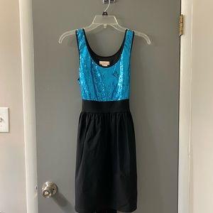 ✨Candies Sleeveless Sequin Dress